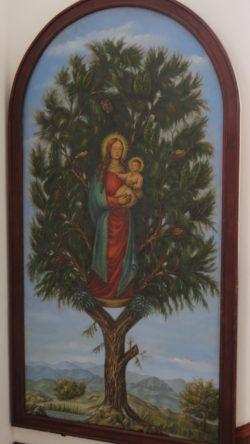 La Virgen del Pino, ¿cristianización de un culto indígena?  (Parte I)
