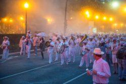 Del carnaval y de polvos talco
